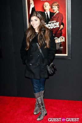 amanda sutton in HITCHCOCK The New York Premiere