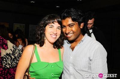 shamik chaudhuri in HowAboutWe.com Internet Week Party