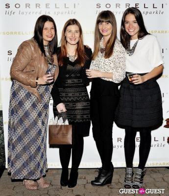 amanda zeigler in Sorrelli Montclair Store Opening