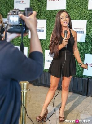 amber scholl in Step Up Women's Network 10th Annual Inspiration Awards