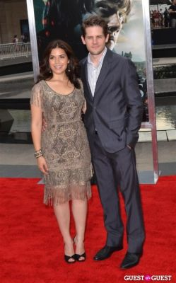america ferrera in Harry Potter And The Deathly Hallows Part 2 New York Premiere
