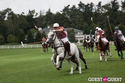 nick barry in 28th Annual Harriman Cup Polo Match