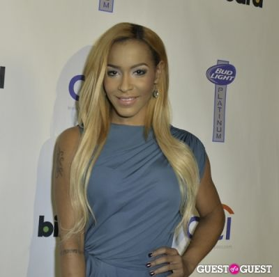 amina in Citi And Bud Light Platinum Present The Second Annual Billboard After Party