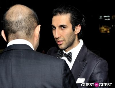amir in IAJF 12th Ann. Gala Young Leadership Division After Party
