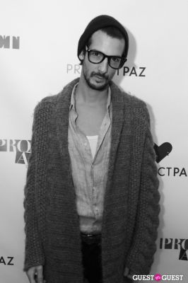 amit greenberg in Project PAZ