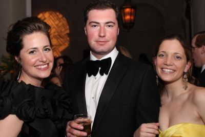 amory mcandrew in Young Fellows of the Frick with the Diamond Deco Ball