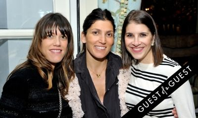 rachel blumenthal in Monica + Andy Baby Brand Celebrates Launch of