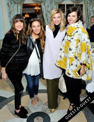 morgan hutchinson in Monica + Andy Baby Brand Celebrates Launch of