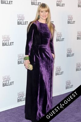 amy astley in NYC Ballet Fall Gala 2014