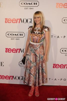 amy astley in 9th Annual Teen Vogue 'Young Hollywood' Party Sponsored by Coach (At Paramount Studios New York City Street Back Lot)