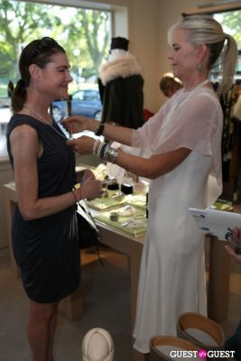 amy conway in East Hampton Shop at Sunset