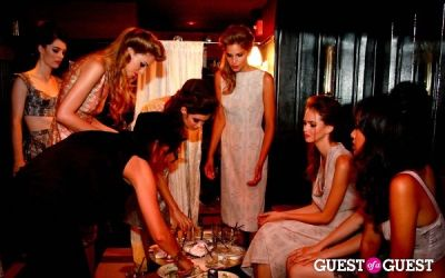 amy hood in Atelier by The Red Bunny Launch Party