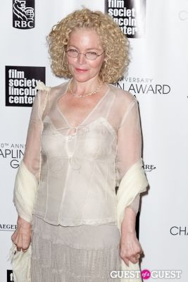 amy irving in 40th Annual Chaplin Awards honoring Barbra Streisand