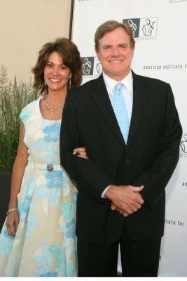 amy moglia in American Institute for Stuttering Gala honoring Emily Blunt and Joe Moglia