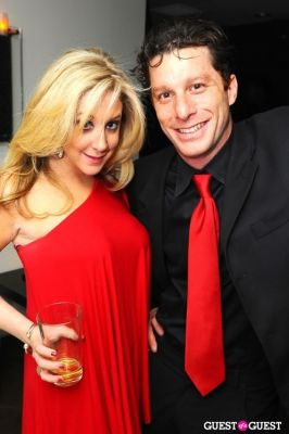 amy poliakoff in Attica's Little Red Dress Event