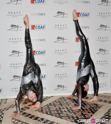 amy and-cal in Children of Armenia Fund 10th Annual Holiday Gala