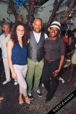 chris williams in Mari Vanna LA One-Year Anniversary Party