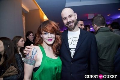 ana matronic in W LOVE hangOVER Ball