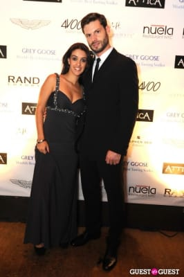 ana paula-lobo in Attica & Grey Goose 007 Black Tie Event
