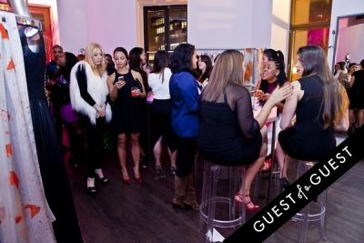 anait kiladze in The 2nd Annual NBA, NFL and MLB Wives Holiday Soiree