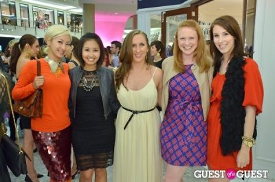 dominique vu in ALL ACCESS: FASHION Intermix Fashion Show