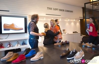 anders parker in The Left Shoe Company & KCRW: The Inaugural Music Series