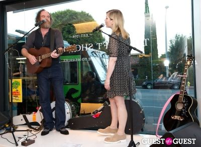 kendall meade in The Left Shoe Company & KCRW: The Inaugural Music Series