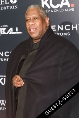 andre leon-talley in Keep a Child Alive 11th Annual Black Ball