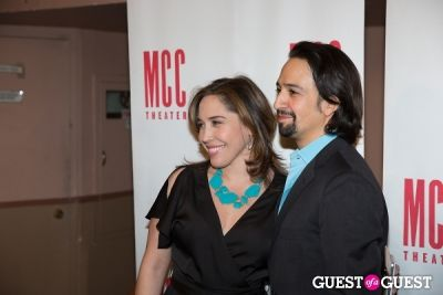 andrea burns in MCC's Miscast 2014