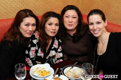 andrea pappas in Wally Chin's And Chef Chris Cheung's Chef's Tasting