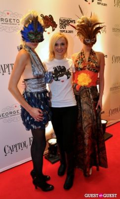 andrea rodgers in Fashion's Night Out: VIP Pre-Party at L2