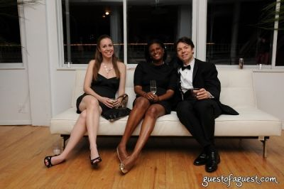 andrea summerton in The Pointe Suite Art Ball