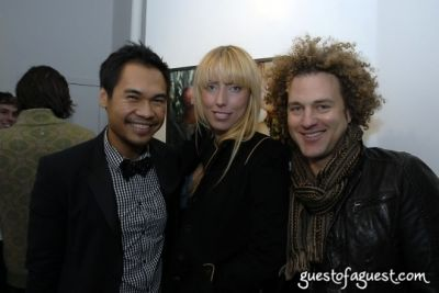 Photographer Andrea Tese at Heist Gallery