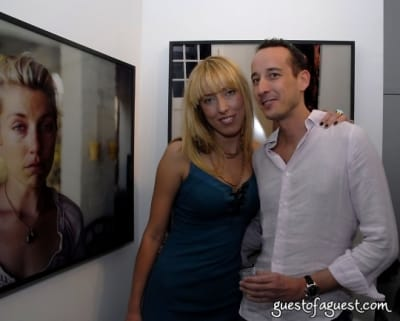 andrea tese in Photographer Andrea Tese at Heist Gallery