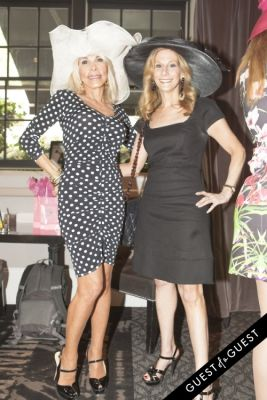andrea warshaw-wernick in Socialite Michelle-Marie Heinemann hosts 6th annual Bellini and Bloody Mary Hat Party sponsored by Old Fashioned Mom Magazine