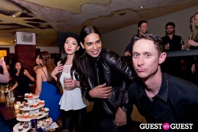 andres matsen in Jae Joseph Bday Party hosted by the Henery at Hudson Hotel