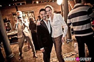 andreu david in Refinery 29 + Onassis Party