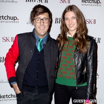 andrew bevan in BIG SUR New York Movie Premiere