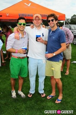 jared nolen in The 27th Annual Harriman Cup Polo Match