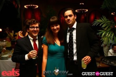 andrew cedotal in Guest of a Guest Party at the Jane Hotel