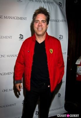 andrew charles in One Management 10 Year Anniversary Party