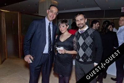 meg kilzy-and-ron-gohen in Young Friends of Bezalel After Party