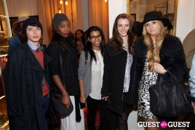 catherine nguyen in Scotch & Soda Launch Party