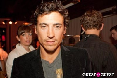 andrew keegan in Power Balance Poker Tournament & Party