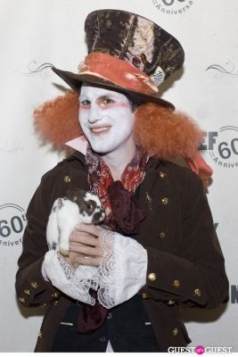 andrew kriss in UNICEF MASQUERADE BALL
