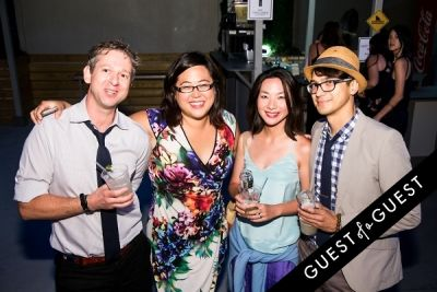 monling lee in Design Army X Karla Colletto Pool Party