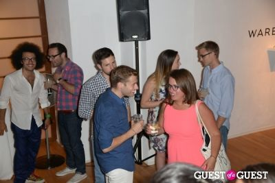 andrew malzberg in Warby Parker x Ghostly International Collaboration Launch Party