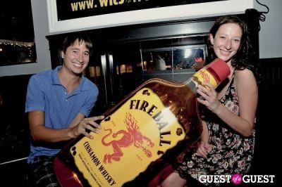astrid nicole in Wilson Tavern Fireball Party