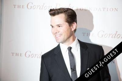andrew rannells in Gordon Parks Foundation Awards 2014