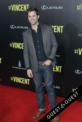 andrew rannells in St. Vincents Premiere
